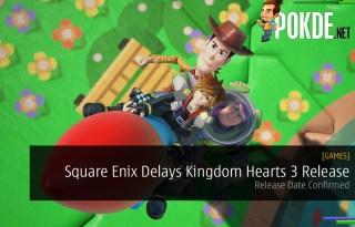 Square Enix Delays Kingdom Hearts 3 Release