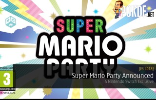 E3 2018: Nintendo Switch Exclusive Super Mario Party Announced