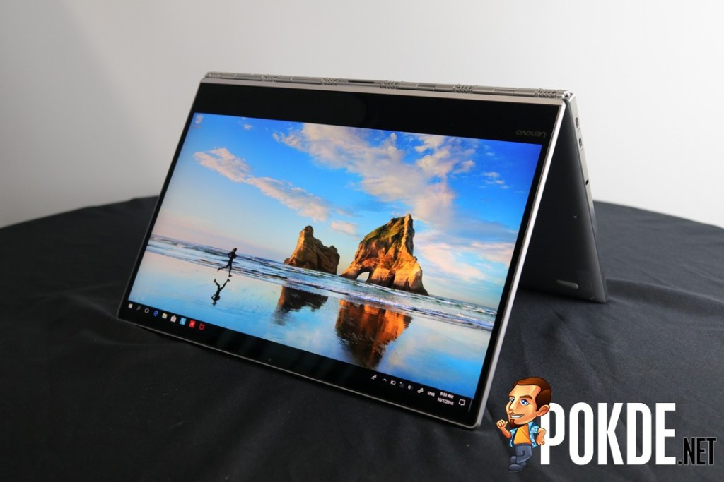 Lenovo Yoga 920 Galactic Empire Star Wars Special Edition Laptop Review