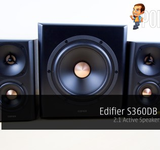 Edifier S360DB Review - 2.1 Active Speakers Enhanced 43