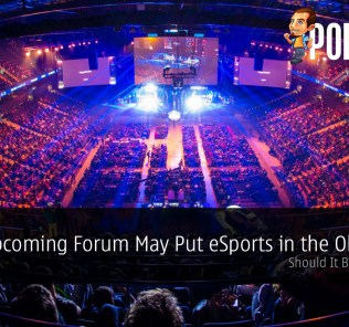 Upcoming Forum May Put eSports in the Olympics