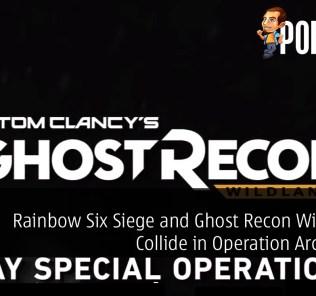 Rainbow Six Siege and Ghost Recon Wildlands Collide in Operation Archangel