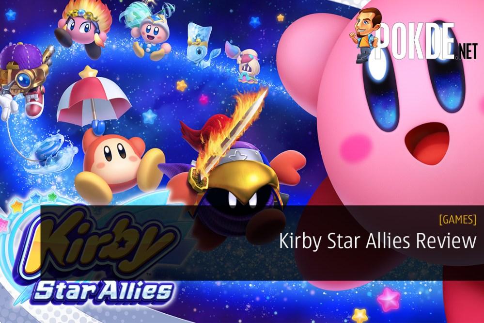 Kirby Star Allies Review Nintendo Switch