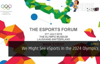 We Might See eSports in the 2024 Olympics