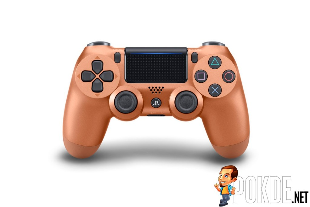 Three New DualShock 4 Controllers Coming Soon