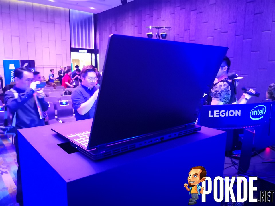 Lenovo Legion Y530 Gaming Laptop Launched in Malaysia