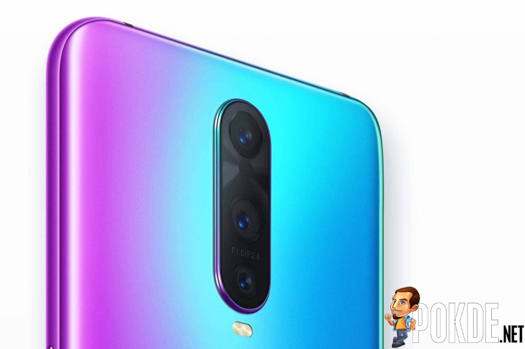 OPPO R17 Pro launched in China for less than RM2600 — dual aperture, triple camera, dual battery, insanely fast charging! 28
