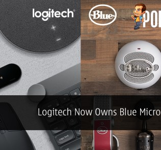 Logitech Now Owns Blue Microphones
