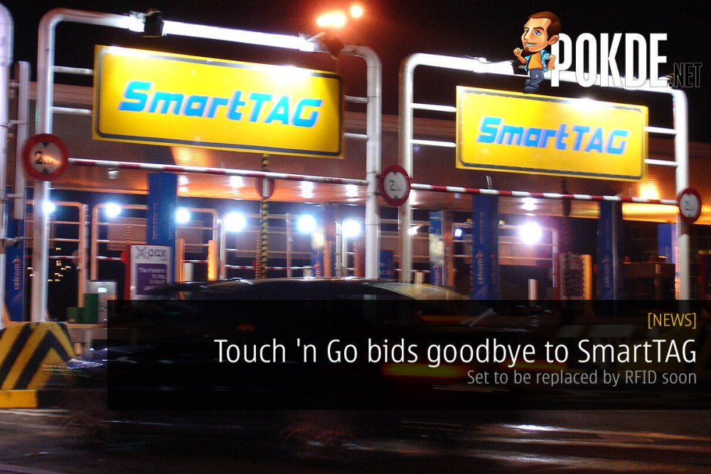 Touch 'n Go bids goodbye to SmartTAG — set to be replaced by RFID soon 16