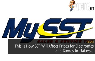 This is How SST Will Affect Prices for Electronics and Games in Malaysia