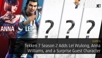 Tekken 7 Negan and Julia Chang DLC Release Date Confirmed – Pokde
