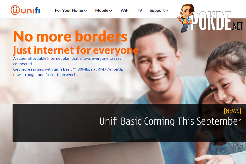 Unifi Basic Coming This September