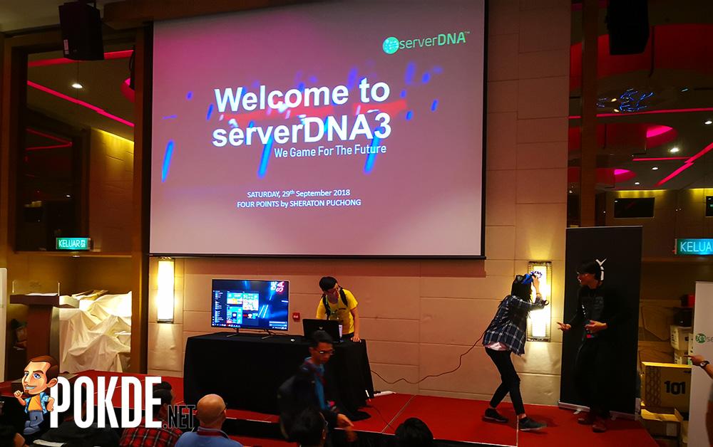 Malaysia's Top 2 Beat Saber Players Collide at ServerDNA 3 0