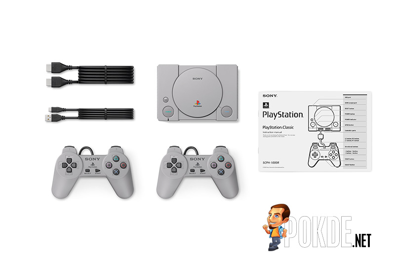 Relive Sony's Revenge Plan Against Nintendo with the PlayStation Classic malaysia