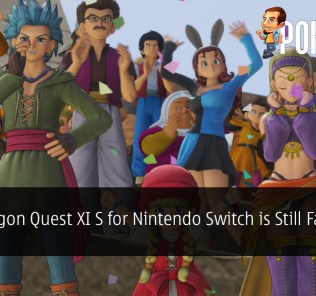 Dragon Quest XI S for Nintendo Switch is Still Far From Release