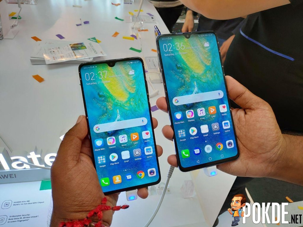 Huawei Mate 20 X Unlikely to Face Defective Green Hue
