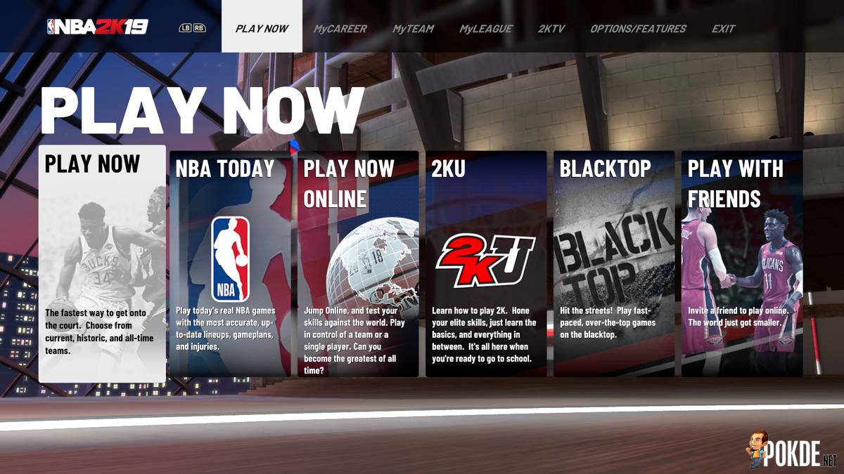 Nba 2k19 Review Best Game So Far Leet Gamers Asia Ps4 20th Anniversary Edition Region 3 English In There Are A Couple Of Modes For You To Enjoy Offline And Play With Your Friends As Well Number Online