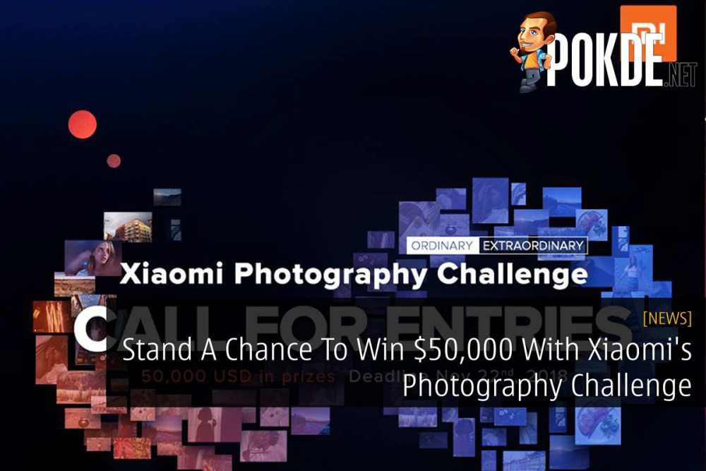 Stand A Chance To Win $50,000 With Xiaomi's Photography Challenge 24