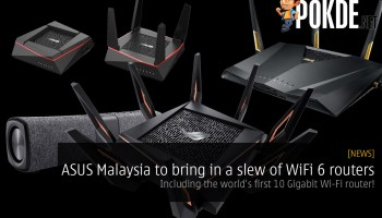 ASUS announces THREE new networking products - Targetting