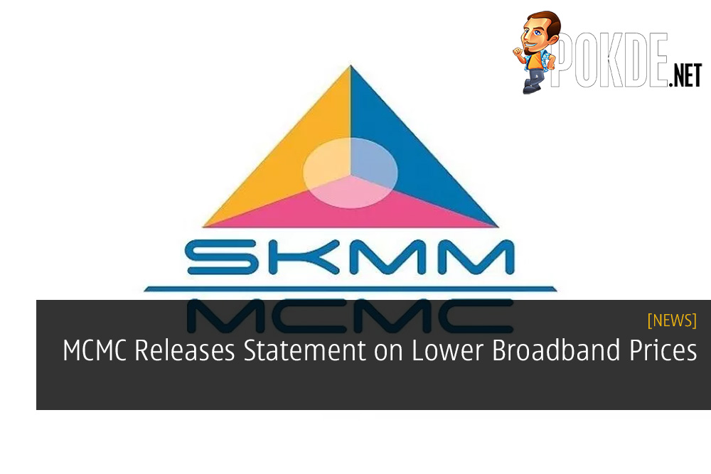 MCMC Releases Statement on Lower Broadband Prices - Streamyx is Oddly Absent