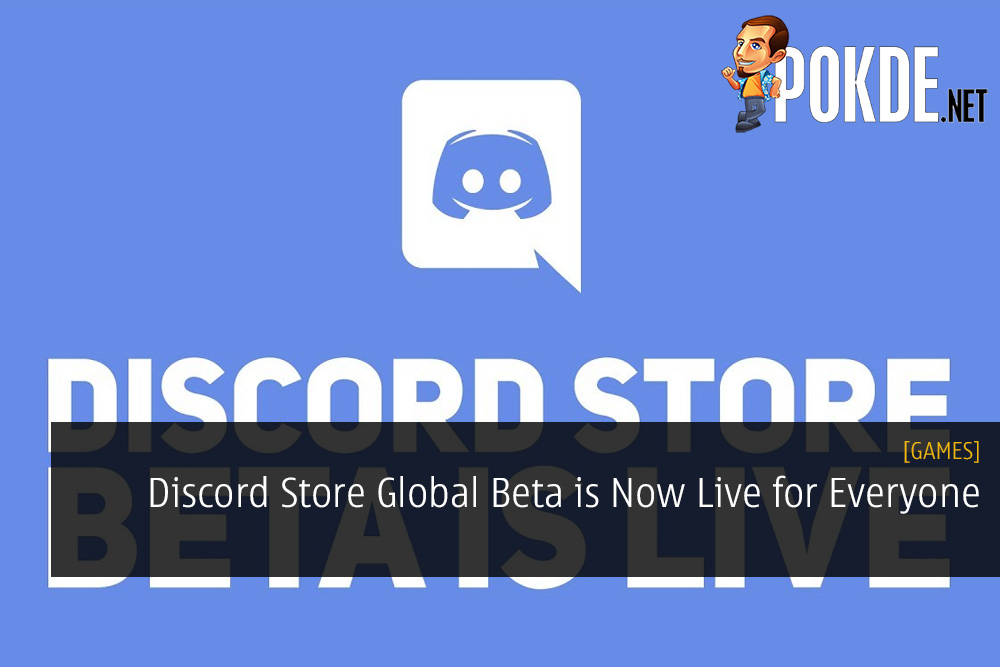 Discord Store Global Beta is Now Live for Everyone