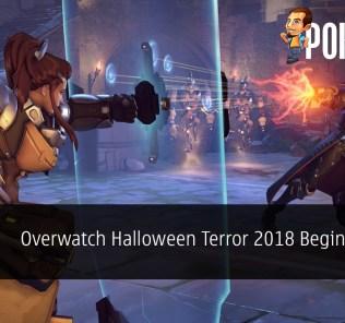Overwatch Halloween Terror 2018 Begins Today