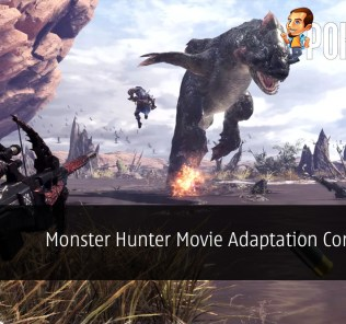 Monster Hunter Movie Adaptation Confirmed