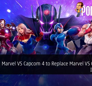 Marvel VS Capcom 4 to Replace Marvel VS Capcom Infinite?