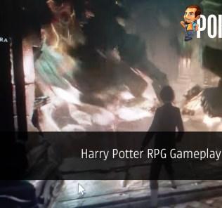 Harry Potter RPG Gameplay Leaked