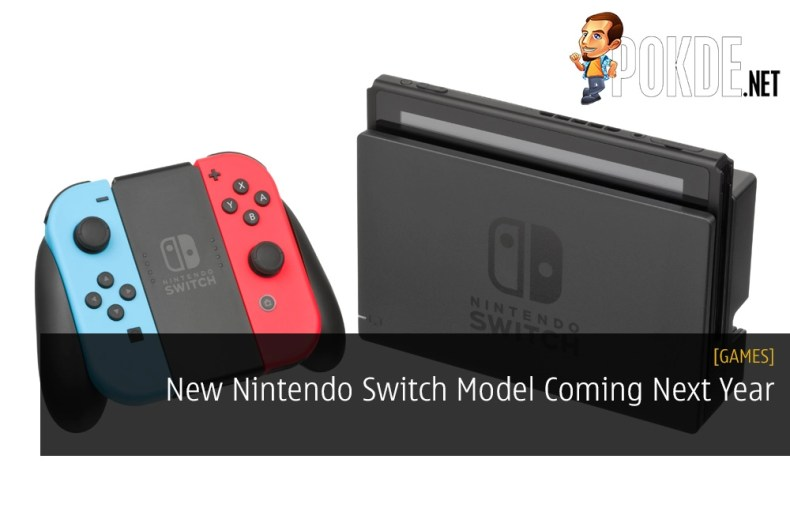 new nintendo switch model