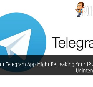 Your Telegram App Might Be Leaking Your IP AddressUnintentionally