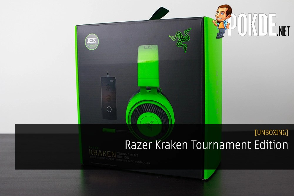 c4f34c51cef69 UNBOXING  Razer Kraken Tournament Edition Gaming Headset – Pokde