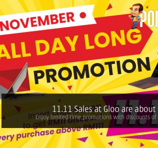 GLOO's 11.11 Sales is about to start! Enjoy limited time promotions with discounts of up to 50%! 25