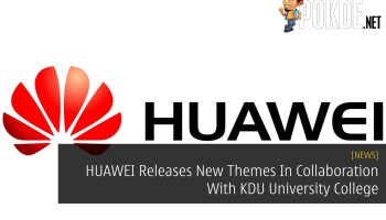 Check Out HUAWEI's Latest Themes For HUAWEI And HONOR