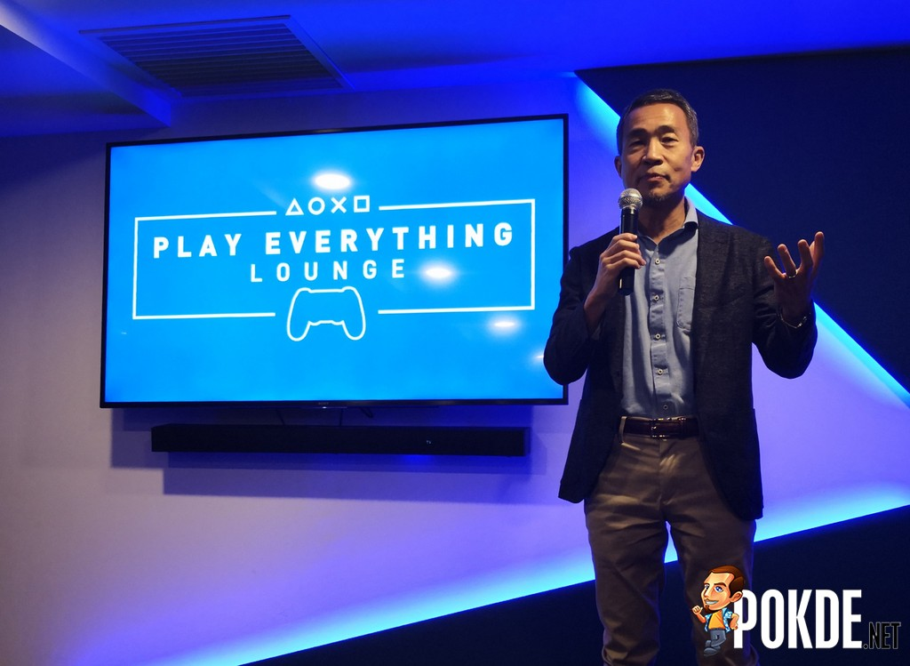 Southeast Asia's First Play Everything Lounge by PlayStation Launched in Sunway Pyramid