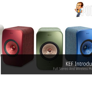 KEF Introduces LSX — Full Stereo And Wireless Music System 48