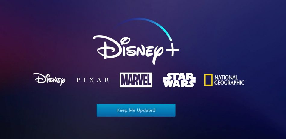 Disney+ Video Streaming Service Coming in 2019