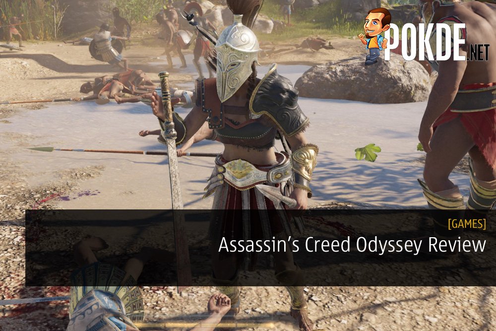 Assassin's Creed Odyssey Review: The Best Entry With A Bit of Grind