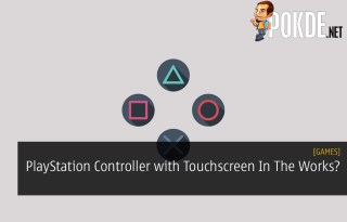 PlayStation Controller with Touchscreen, Possibly for PS5, In The Works?