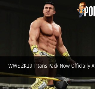 WWE 2K19 Titans Pack Now Officially Available - Featuring Bobby Lashley, EC3, and the War Raiders