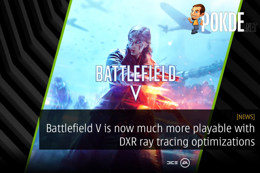 Battlefield V is now much more playable with DXR ray tracing optimizations 21