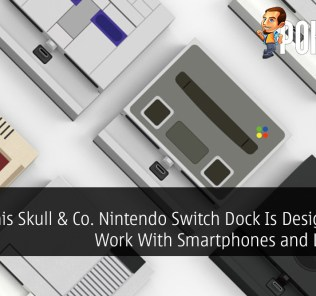 This Skull & Co. Nintendo Switch Dock Is Designed To Work With Smartphones and Laptops