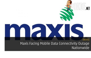 Maxis Facing Mobile Data Connectivity Outage Nationwide