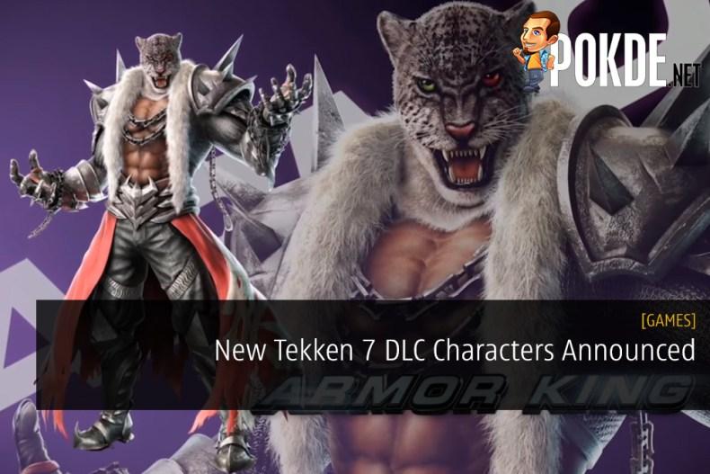 New Tekken 7 DLC Characters Announced