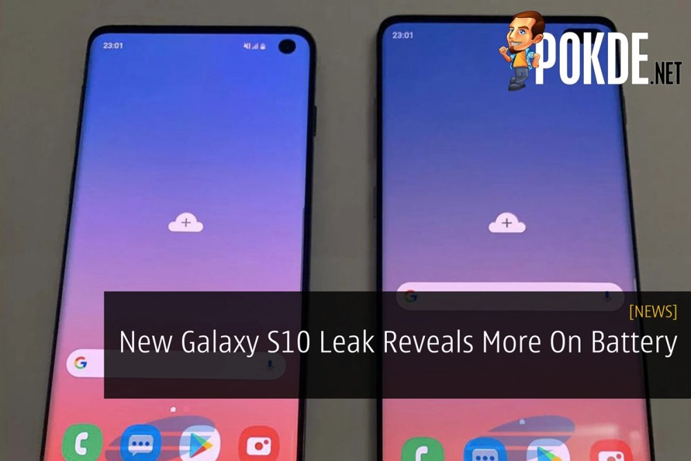 New Galaxy S10 Leak Reveals More On Battery 17