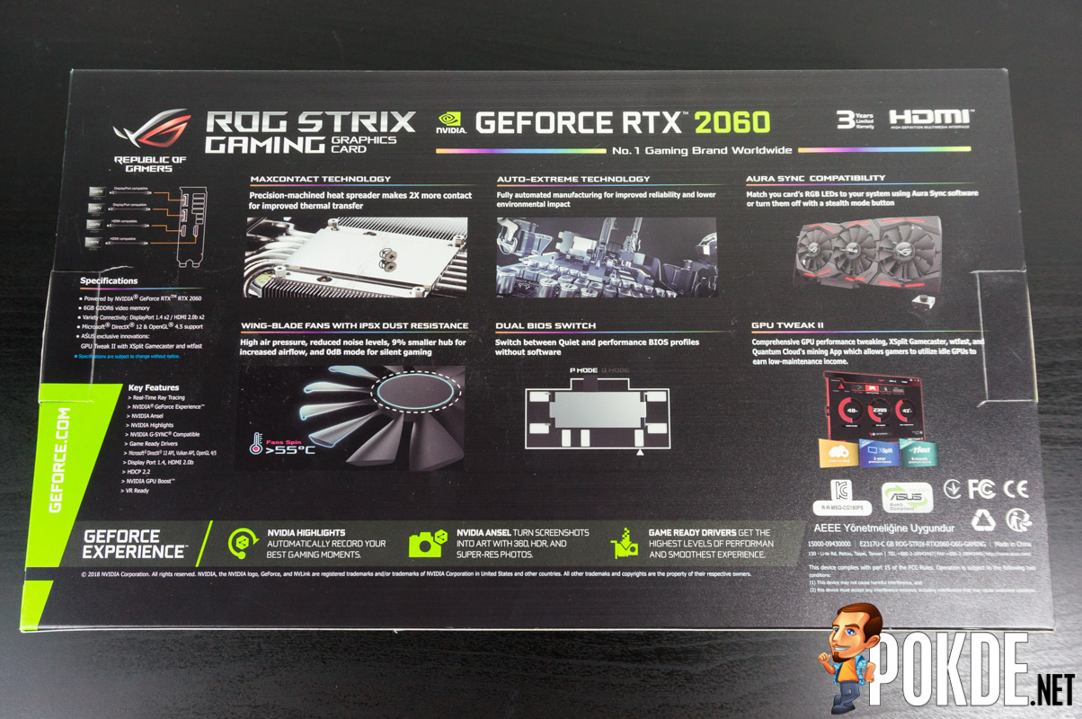 ASUS ROG Strix RTX 2060 OC Edition 6GB GDDR6 review — not cheaping