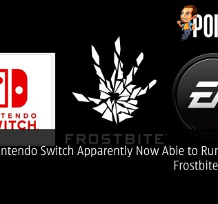 Nintendo Switch Apparently Now Able to Run the EA Frostbite Engine
