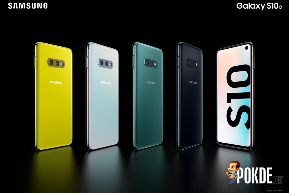Samsung Galaxy S10e Specifications and Price for Malaysian Market