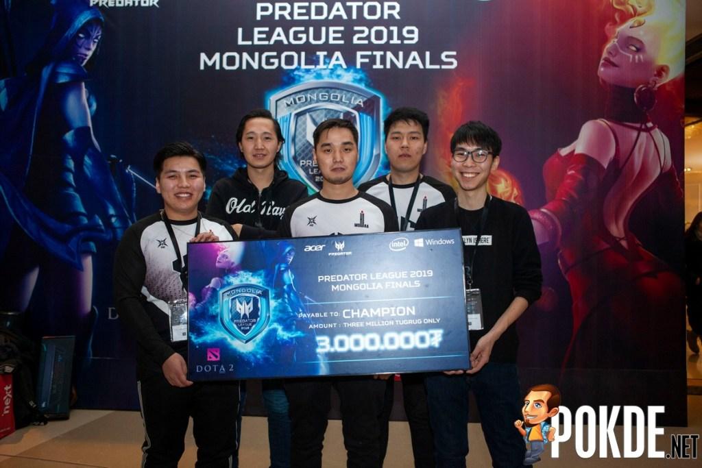 [Predator League 2019] Dota2 and PUBG Game Rules, Scoring Matrix and Team Members 41