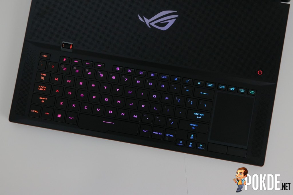 ASUS ROG Zephyrus S GX701 Specifications for Malaysian Market